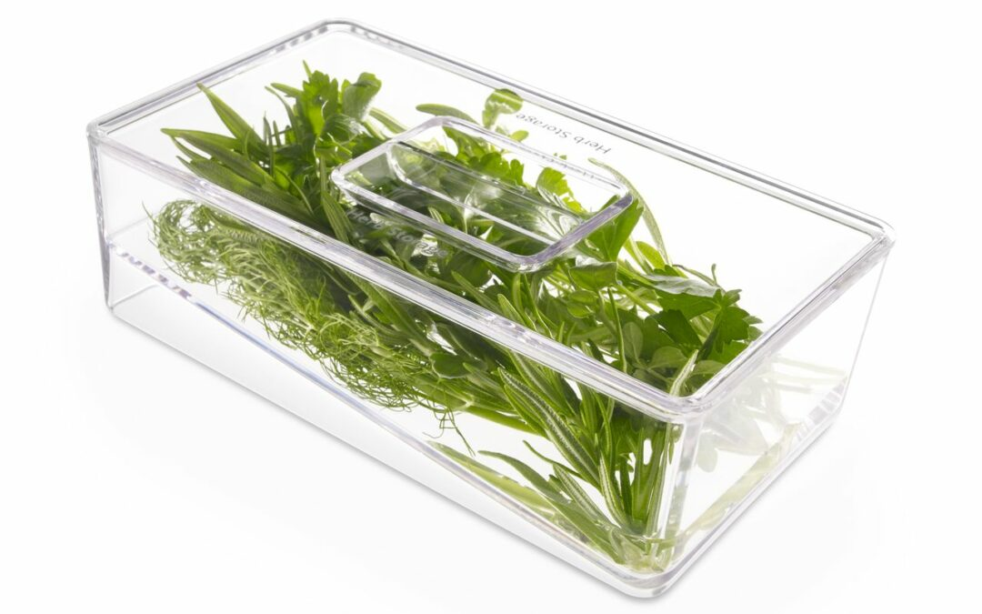 Preserve your herbs before winter