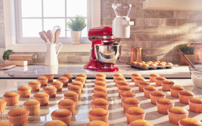 The holidays are here: 4 ways to get your Stand Mixer ready
