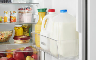 3 Simple Steps to an Organized Refrigerator