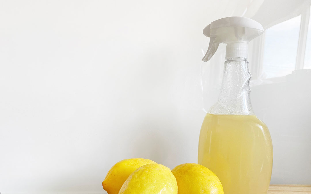 lemon juice cleaner